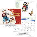 Norman Rockwells Wonderful World Wall Calendars
